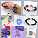 1000pcs 6mm Rondelle Beads,Crystal Glass Beads