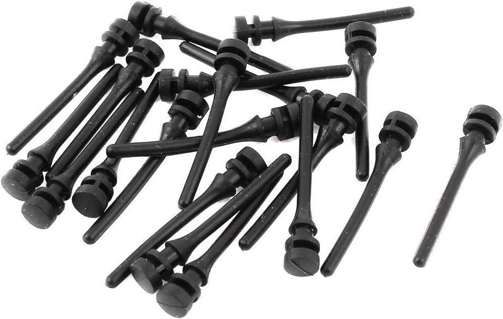 Tornillos de antivibracion - TOOGOO(R) PC ventilador para montaje ...