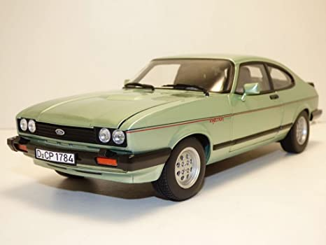 Ford Classic 182719 Norev – 1:18 1982 Ford Capri MK.III 2.8 inyección