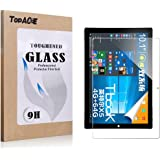 TopACE Teclast Tbook 10 専用強化ガラスフィルム 硬度9H 超薄0.33mm 2.5D 耐衝撃 撥油性 超耐久 耐指紋 飛散防止処理保護フィルム