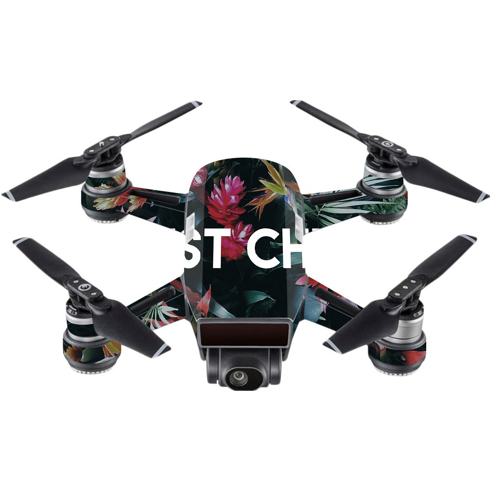 MightySkins Skin para DJI Spark Mini - Just Chill carcasa ...