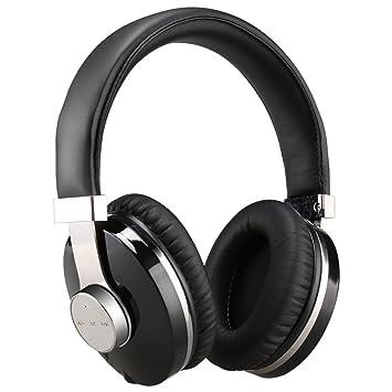 Padgene T3 auriculares inalámbrico Bluetooth 4.2 deporte auricular Audio con micrófono integrado, sonido estéreo autonomía 30 horas: Amazon.es: Electrónica