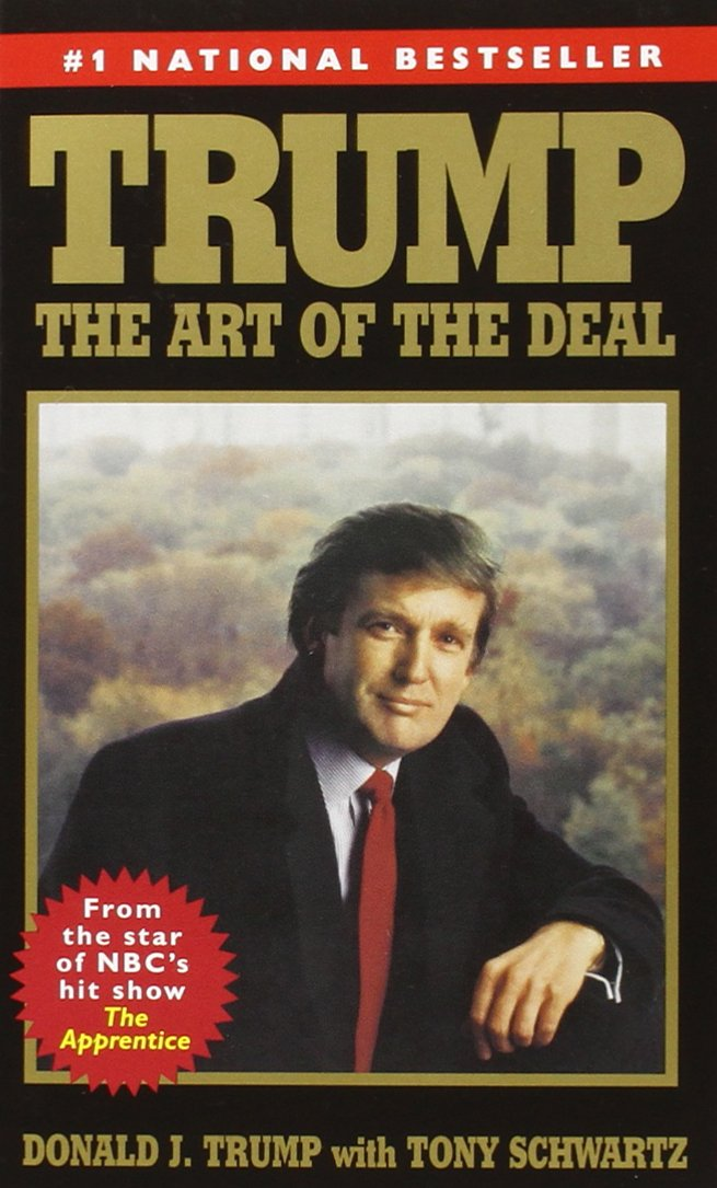 Trump: The Art of the Deal ISBN-13 9780345479174