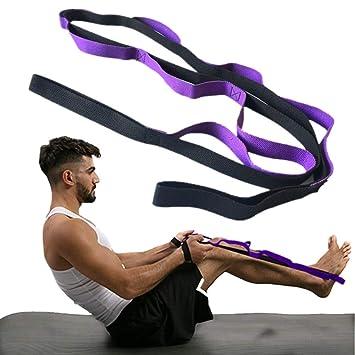 OSAYES Fitness Yoga estira Yoga Stretch Ayudar a Correa con ...