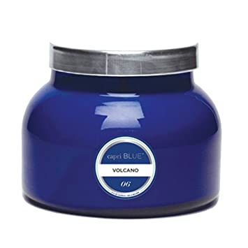 Amazon.com: Aspen Bay Jar Volcano Candle, 19 Ounce, Capri Blue ...