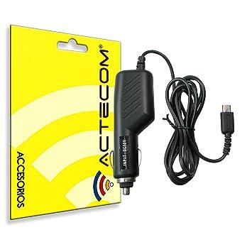 actecom® Cargador Adaptador Mechero para Nintendo DS Lite