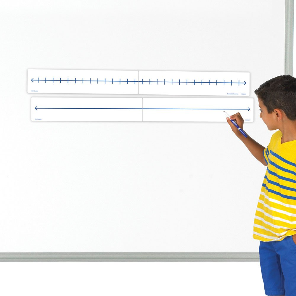 EAI Education Magnetic Demonstration Open Number Line