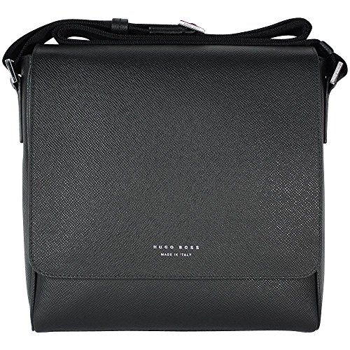 HUGO BOSS Business Crossover Tasche Signature_NS-Flap, Black