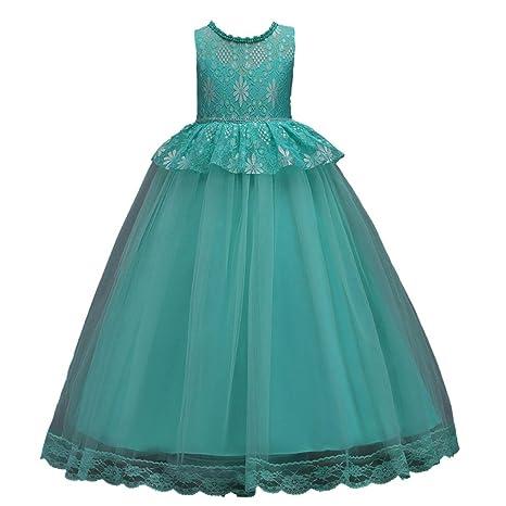 Green Teen Girls Formal Dresses