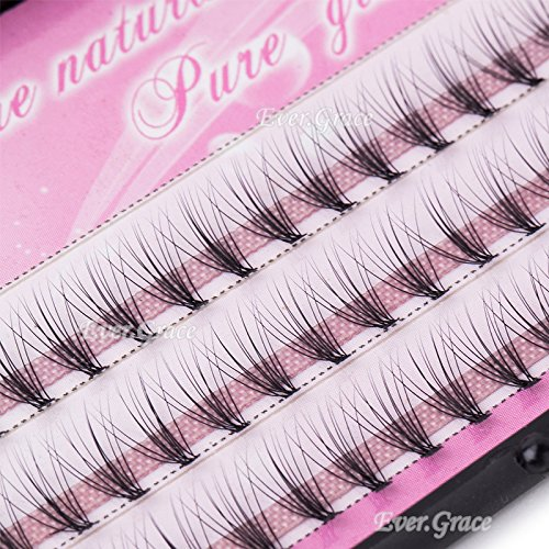 8101214mm-Natural-Makeup-Individual-Eyelash-Extension-Cosmetic-False-Eyelashes-Cluster