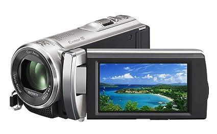 amazon com sony hdr pj200 high definition handycam 5 3 mp rh amazon com Samsung Camcorder Camcorder Tapes