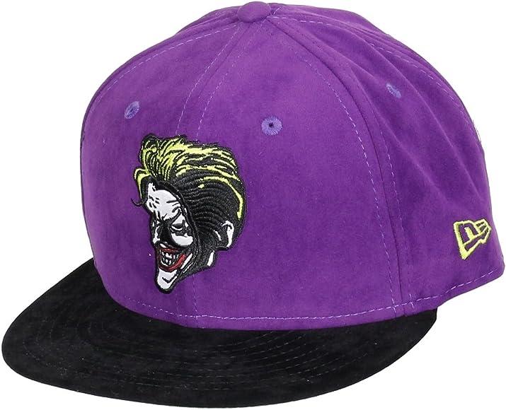 New Era DC Comics Green//Black The Riddler Villains Pack 59Fifty Fitted Baseball Cap