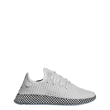 adidas Originals Deerupt Runner (Grey/Grey/Clear Mint) Men's ...