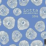 Lotta Jansdotter 2016 Wall Calendar