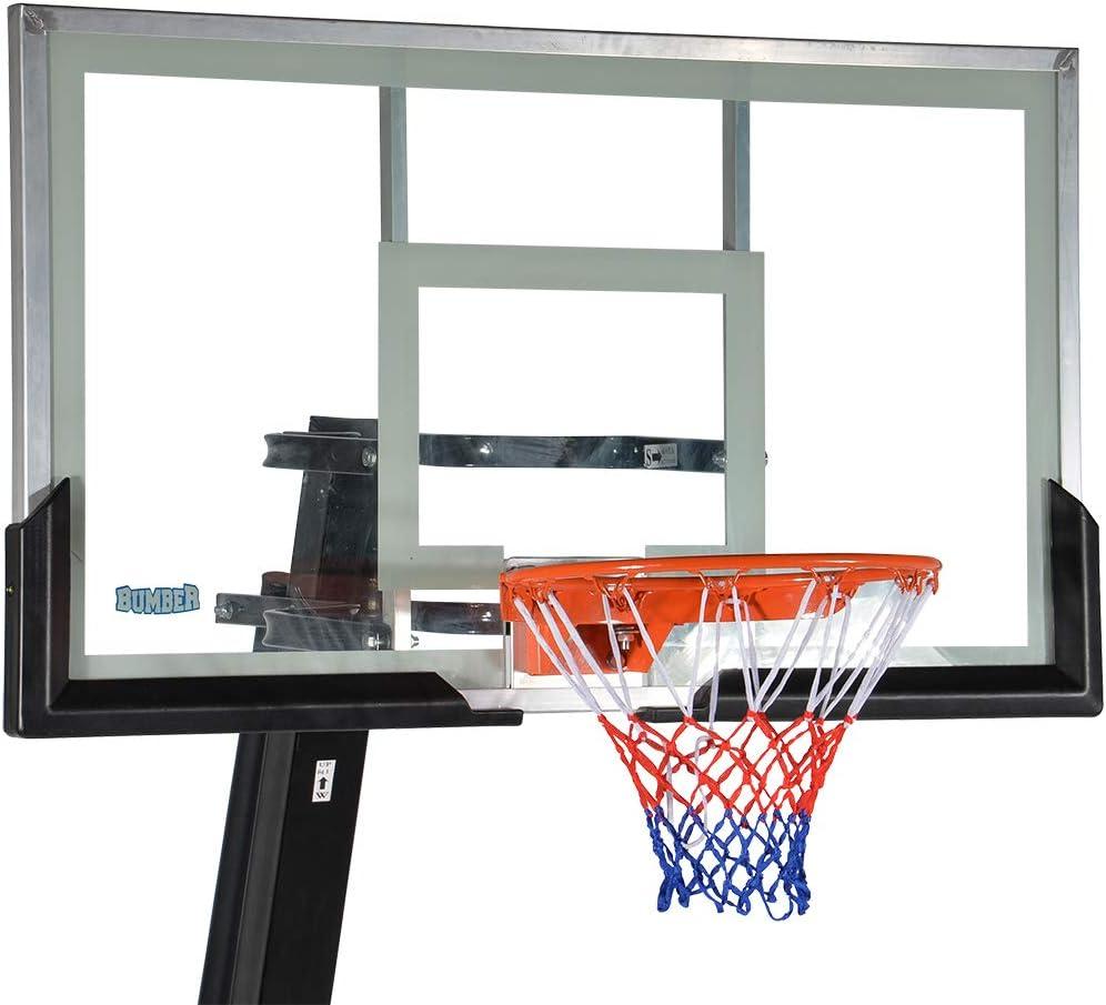 Canasta de baloncesto con altura ajustable de 2.30 m hasta 3.05 m ...