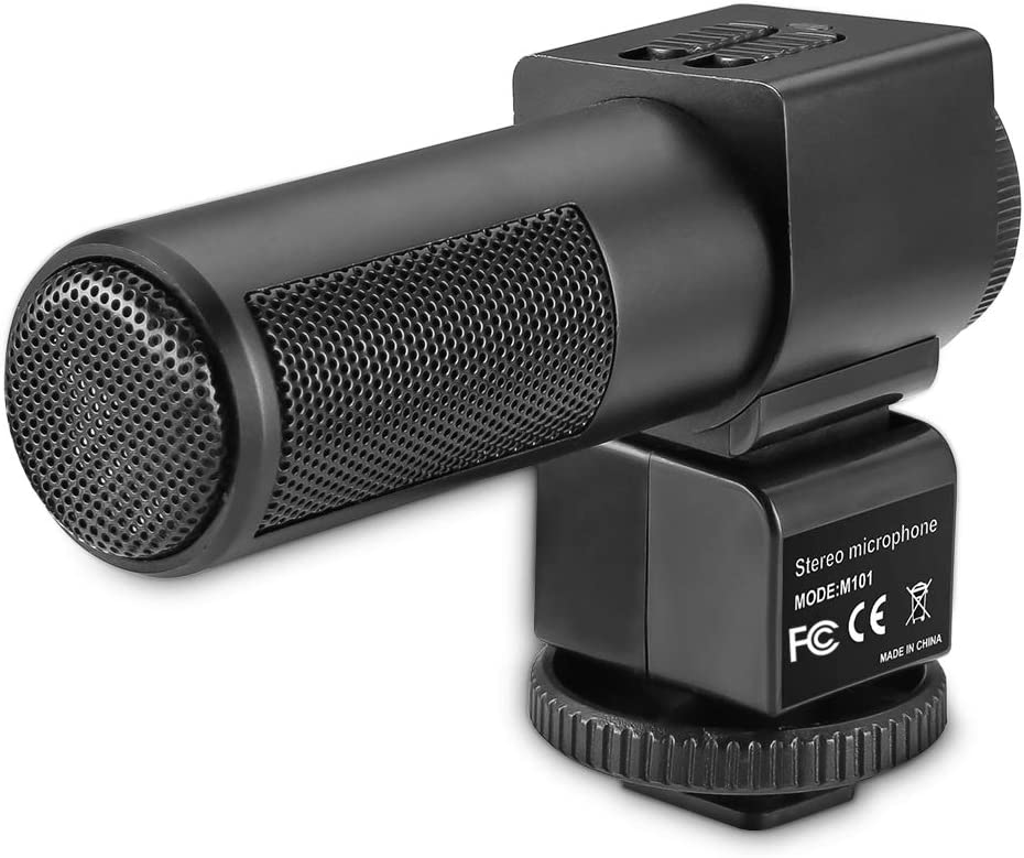 Amazon Coupon Code for Camera Microphone-Stereo