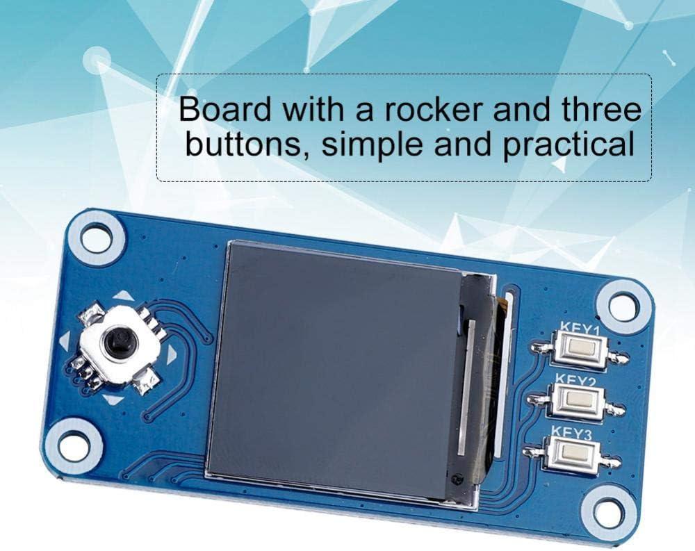 fosa 1.3-inch IPS Screen OLED LCD Display Screen HAT for Raspberry Pi 3B+//3B//2B//Zero W//Zero WH with 240x240 Pixel SPI Interface for Raspberry//Arduino//STM32