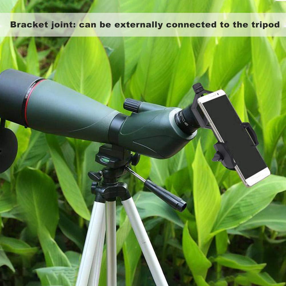 Universal Adjustable Professional Base Stand Holder,Binoculars//Microscopes Mobile Phone Photo Holders Mount Bracket