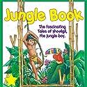 The Jungle Book Hörbuch von Rudyard Kipling Gesprochen von:  Great American Audio Studio Talent