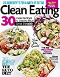 Clean eating is about consuming food in its most natural state, or as close to it as possible. It's a lifestyle approach to food and its preparation, leading to an improved life. Each issue is filled with a variety of delicious, wholesome, low-fat, a...