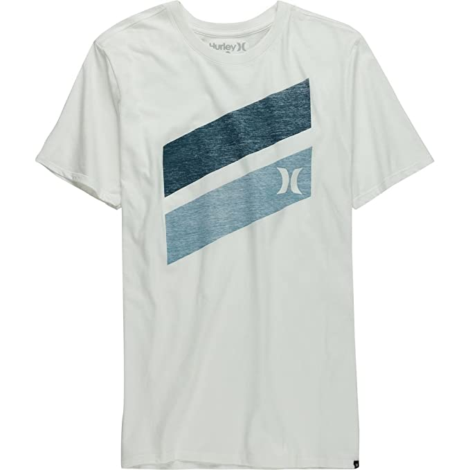 e21ad4648e Hurley MTS0023550 Men's Icon Slash Push Through T-Shirt