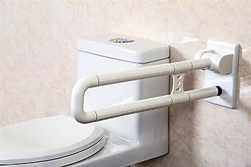 Amazoncom Avinka FlipUp Bathroom Grab Bar Toilet folding armrest