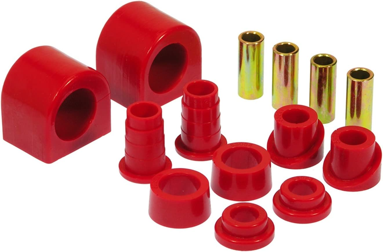 Prothane 7-1178 Red 38 mm Front Sway Bar Bushing Kit