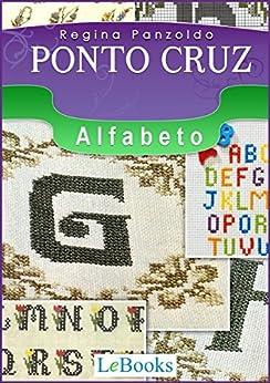 Amazon.com: Ponto cruz - alfabeto (Coleção Artesanato