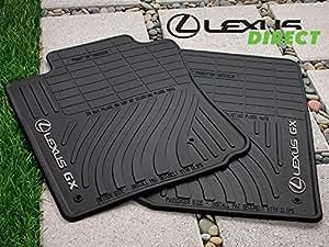 Amazon Com Lexus Gx460 All Weather Floor Mats Automotive