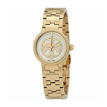 a5f6d64c118 Amazon.com  Tory Burch Women s The Small Reva Watch