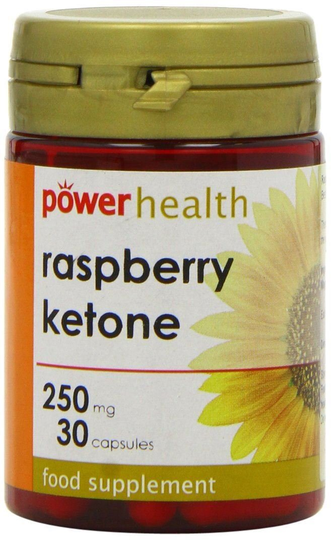 (12 PACK) - Power/H Raspberry Ketone | 30s | 12 PACK - SUPER SAVER - SAVE MONEY by Power Health (Image #1)