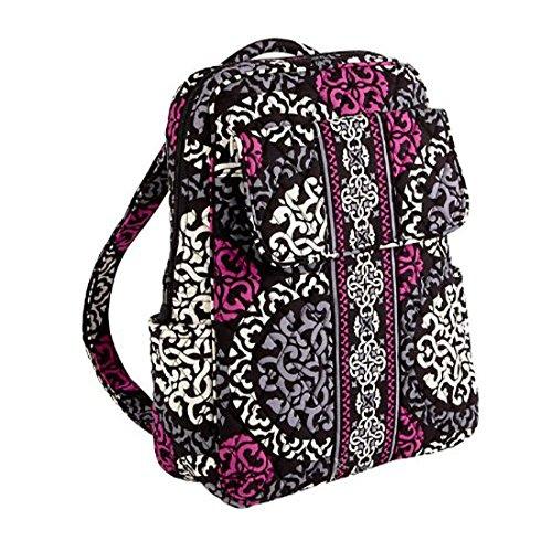 (Vera Bradley Backpack (Canterberry Magenta))