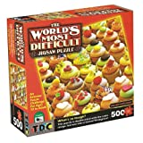 Killer Cupcakes World Most Difficult Jigsaw Puzzle