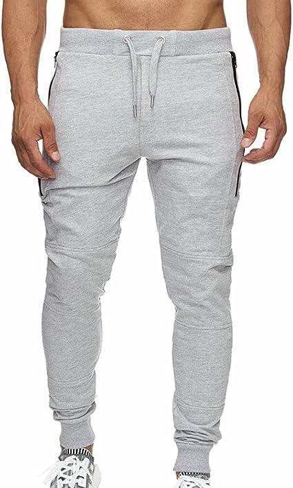 Pantalones deportivos para hombre, pantalones deportivos para ...