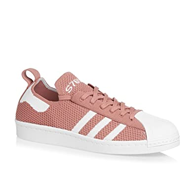 outlet store 48f0b a280b Adidas Superstar 80s Primeknit Slip-On Femme Baskets Mode Rose