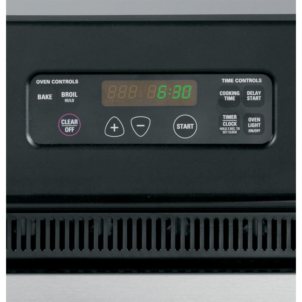 Amazon.com: GE 24 en. Negro Eléctrico Single Wall – Horno ...