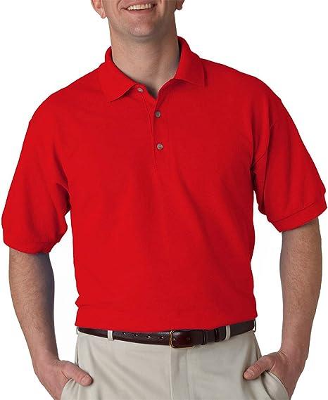 Gildan 6.5oz Ultra Cotton Pique Polo Shirt 3800 Big Sizes Only