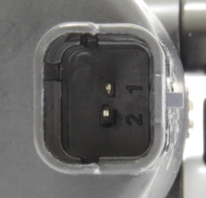 Dualpumpe Scheibenreinigung MAPCO 90047 Waschwasserpumpe