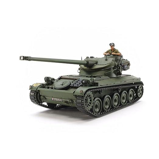 Tamiya America, Inc 1 35 French Light Tank AMX-13, TAM35349