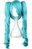 Mtxc Vocaloid Cosplay Hatsune Miku Wig Blue