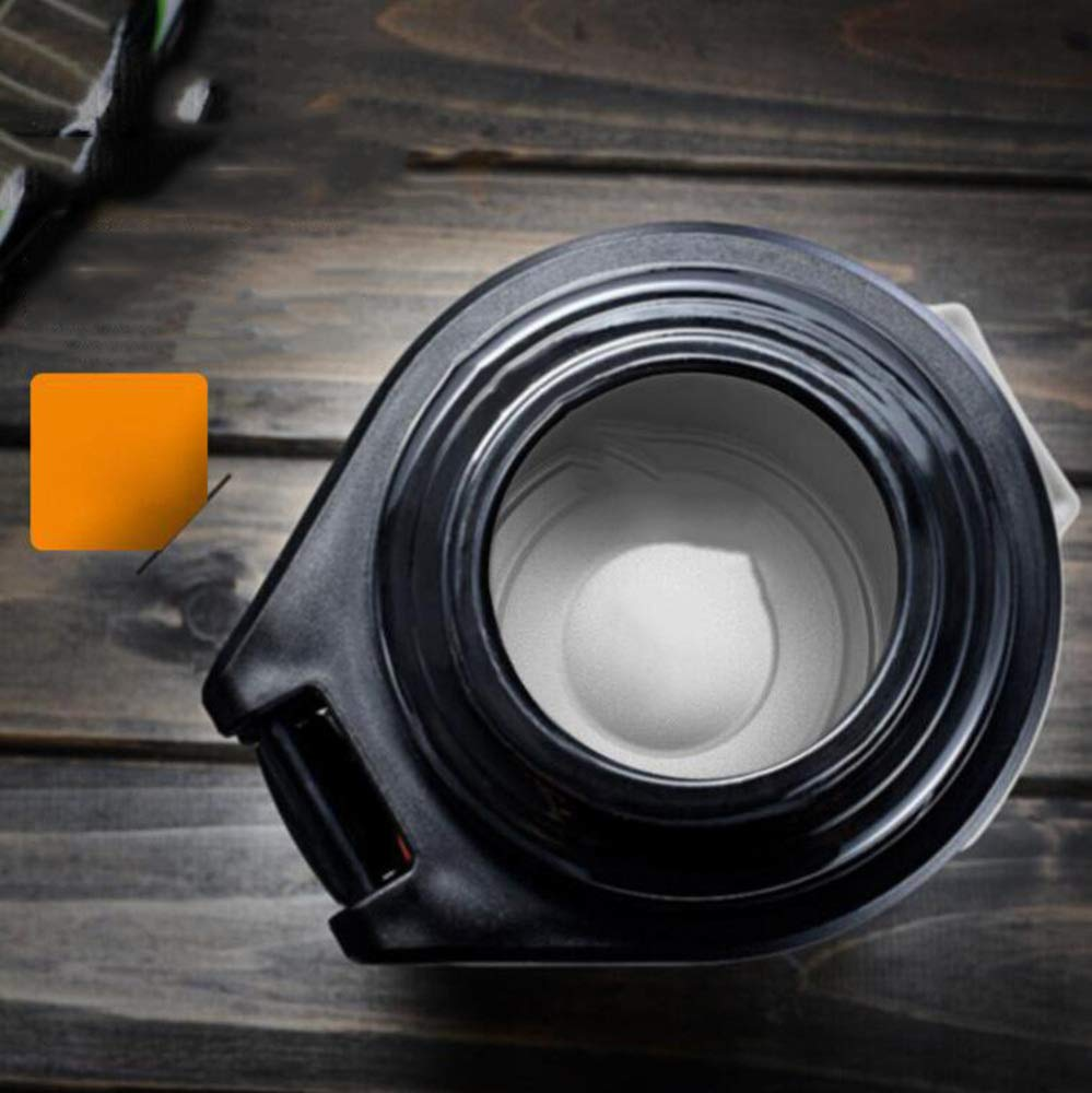 Yarmy Große Kapazität Edelstahl Vakuum Outdoorsport Wasserkocher Auto Tasse Tasse Tasse Kaffeetasse Becher Hochwertiger Wasserbecher B07MH7K4XC Flachmnner Ausgezeichnete Dehnung 832c07