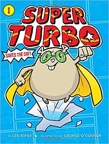 Image result for super turbo saves day cover