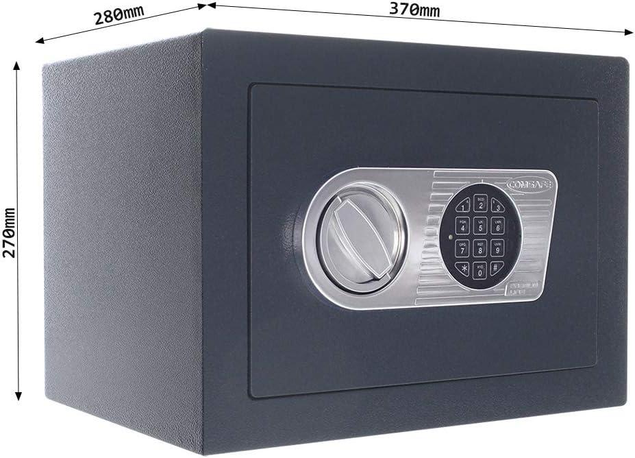 banconote e monete /1 documenti B37/X H27/x T2 CERTIFICATA EN0/dopo il 1143/ con serratura elettronica Farmaci profirst Trema 26/valore protezione armadio in acciaio duro di alta qualit/à ideale per gioielli