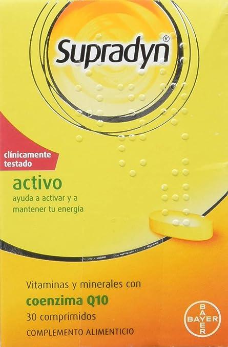 Supradyn activo, 30 comprimidos