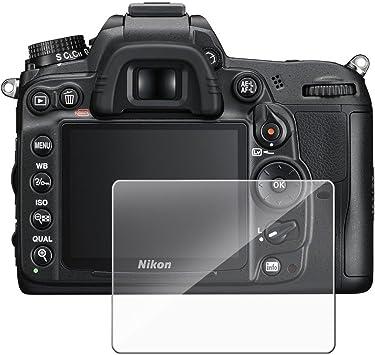 6 x Transparent ULTRA Clear Camera Screen Protector Nikon D800 DSLR Camera