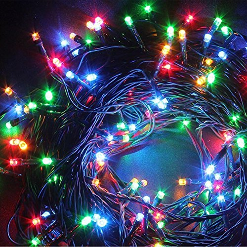 Colorful String Lights : 200LED 72FT Colorful Solar String Lights Fairy Gardens Sogrand Solar Lights Outdoor Solar ...