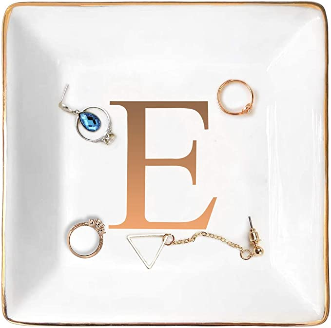 Asymmetrical Triangular Vintage Metal Silver Trinket Plate Handmade Wedding Ring Dish Jewellery Storage Decorative Display Case