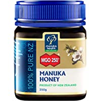 Manuka Health 蜜纽康 MGO250+麦卢卡蜂蜜250g(新西兰进口)