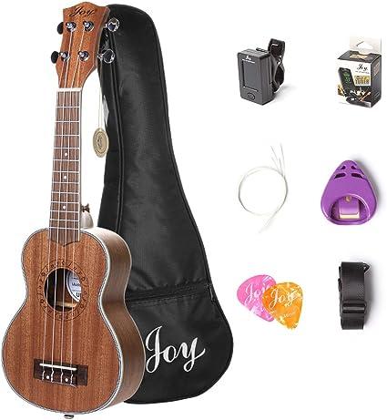 Joy joy311 4 cuerdas Guitarra Acústica Pack,: Amazon.es: Instrumentos musicales