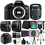 Canon EOS Rebel T6i DSLR Camera 24.2mm with 18-55 Lens and Accessory Kit